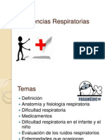 Emergencias Respiratorias