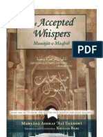 The Accepted Whispers - Munajat-E-Maqbul by Mawlana Ashraf Ali Thanawi