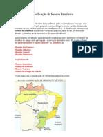 Classificação do Relevo Brasileiro