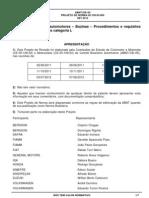 Veículos rodoviários automotores – Buzinas – Procedimentos e requisitos de ensaio para veículos categoria L-161012