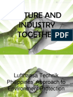 Nature and Industry Together
