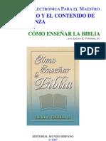 Coleman Lucien - Como Enseñar La Biblia