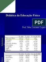 Didática de Edf