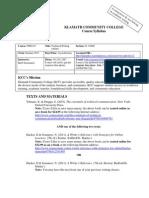 WRI 227.01 Syllabus