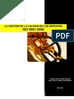 La Gestion de La Calidad en Los Servicios ISO9001-2008
