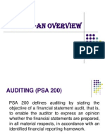 Auditing Overview Powerpoint