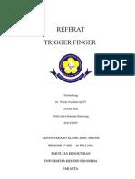 Referat Bedaah. Trigger Finger 1