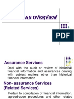 Continuation in Auditing Overview