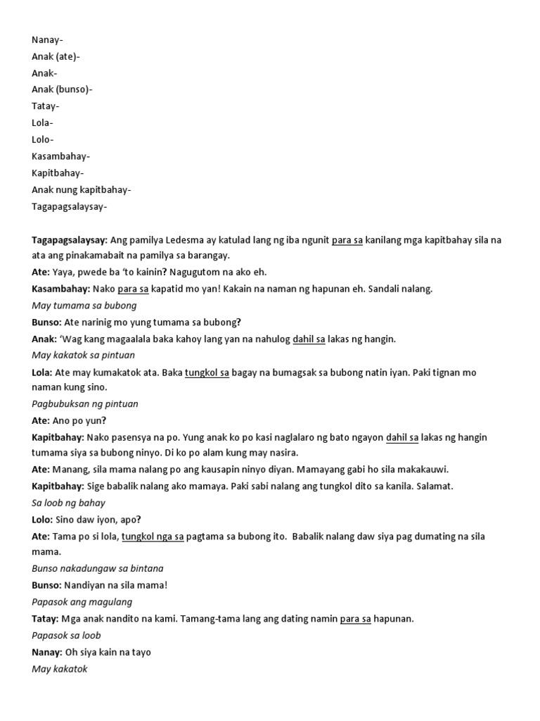 halimbawa ng declamation piece sa tagalog murder Halimbawa ng declamation piece sa tagalog free essays resulta ng pagsisiyasat tungkol sa batas rizal of books, depending upon the enrollment of the school, college or university sec3 the board of national education  wwwstudymodecom.