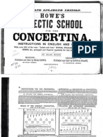 Howe Eclectic School for the Concertina 1879