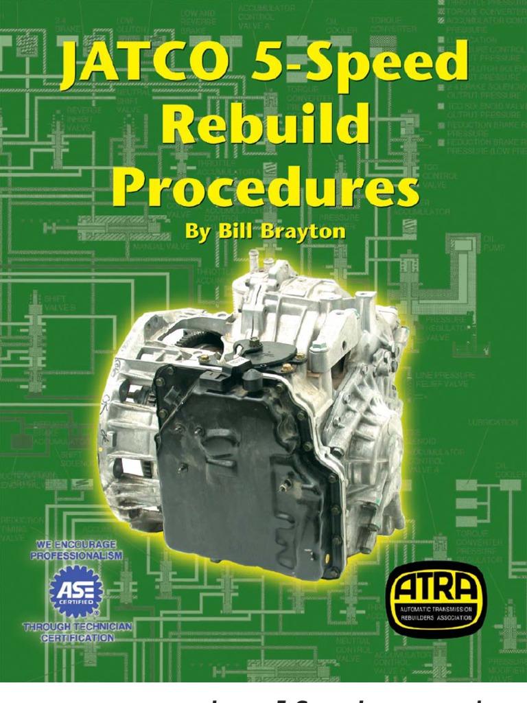 pdf jatco reb manual transmission valve rh scribd com