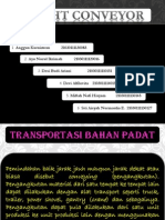 PPT Flight Conveyor