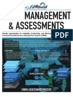 GPAllied CMMS Management and Assessment Cut Sheet