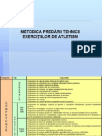 Atletism-Metodica, 2013