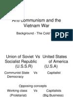Cold War Background Year 10 2