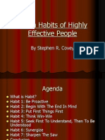 21687167 Seven Habits of Highly Effective People