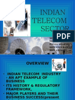 telecom _in india,past present and future!!