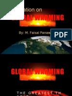 Global Warming Presentation - Seminar in Business Communication