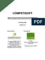 Competisoft Modelo v1