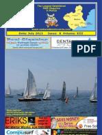 Costa Cálida Chronicle July 2013