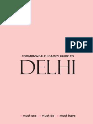 Delhi Book1 Complete | Delhi | Religion And Belief