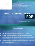 CURS 12. Analiza Curbelor ROC