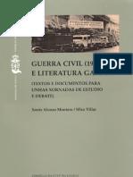 Guerra Civil e Literatura Galega
