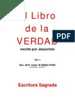 El Libro de La Verdad Vol1