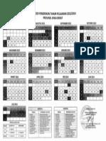 Kalender Pendidikan Th 2013-2014