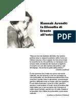 HANNAH ARENDT Bibliografia