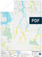 Flooding Belmont North Flood Flag Map