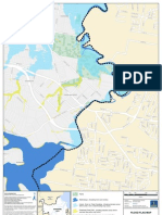Flooding Capalaba West Flood Flag Map