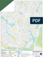 Flooding Calamvale Flood Flag Map