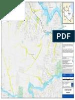Flooding Enoggera Flood Flag Map