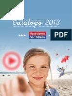 catálogo de libros de vacaciones 2013