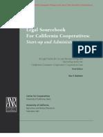 California Cooperatives