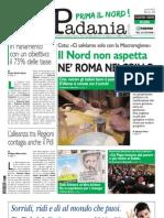 La Padania 05/03/2013