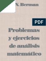 Problemas y Ejercicios de Analisis Matematico - G. N. Berman