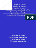 Can A Nation Be Changed.ppt