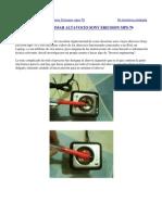 Como Desarmar Altavoces Sony Ericsson Mps-70