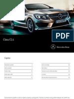 Lista de Pret Mercedes-Benz Clasa CLA-Aprilie2013a