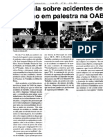 Jornal OAB Araraquara - Juiz José Antonio