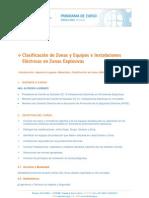 KF 04 -Clasificacin de Zonas y Equipos e Instalaciones Electricas en Zonas Explosivas