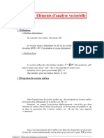Eléments d'analyse vectorielle.doc