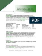 Colonial ALES-60