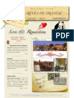 Rêves de France/English-N°3