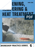 01 - Hardening, Tempering, And Heat Treatment