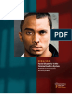 Reducing Racial Disparity in the Criminal Justice System - Sentencing Project