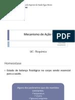 Mecanismo de Acção Hormonal FINAL