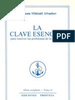 Aivanhov - Clave Esencial